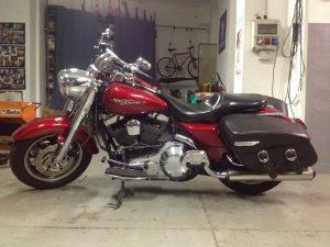 Harley Davidson Road King Evo